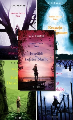 Shadow Falls Camp - Die komplette Serie (5 Bücher)