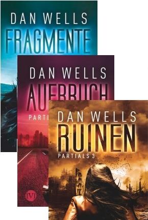 Partials 1 & 2 - Aufbruch & Fragmente (2 Bücher)
