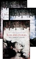 The Darkest London Paket (3 Bücher)