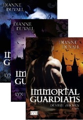 Immortal Guardians Paket (3 Bücher)