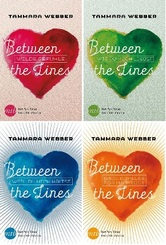 Between the Lines - Die komplette Serie (4 Bücher)