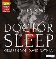 Doctor Sleep, 3 MP3-CDs