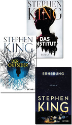 Stephen King Bestseller-Paket - Doctor Sleep, Finderlohn, Revival (3 Bücher)